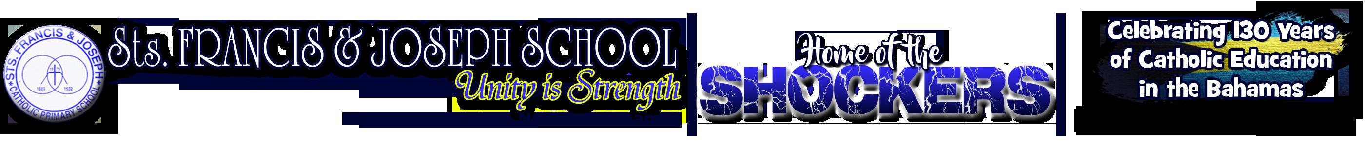 St. Francis and Joseph School Logo